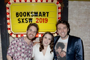 """Ben Platt, Beanie Feldstein and Max Sheldon attend the afterparty for """"BOOKSMART"""" World Premiere at SXSW Film Festival on March 10, 2019 in Austin, Texas."""