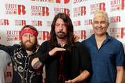 Dave Grohl and Pat Smear Photos Photo