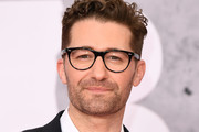 Matthew Morrison attends The BRIT Awards 2019 held at The O2 Arena on February 20, 2019 in London, England.