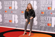 Natalie Dormer attends The BRIT Awards 2019 held at The O2 Arena on February 20, 2019 in London, England.