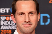 Sir Ben Ainslie arrives at the red carpet during the BT Sport Industry Awards 2018 at Battersea Evolution on April 26, 2018 in London, England. The BT Sport Industry Awards is the largest commercial sports awards in the world. Bringing together sports stars, celebrities, senior decision makers, influencers and global media, the industry's most anticipated night of the year celebrates the very best work from across the sector.