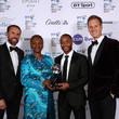 Baroness Amos and Raheem Sterling Photos