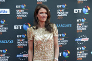 Annabel Croft attends the BT Sports Industry awards at Battersea Evolution on May 2, 2013 in London, England.
