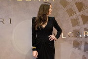 Actress Liv Tyler attends the BVLGARI & ROME: Eternal Inspiration Opening Night on October 14, 2015 in New York City.