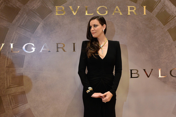 BVLGARI & ROME: Eternal Inspiration Opening Night - Cocktail Arrivals