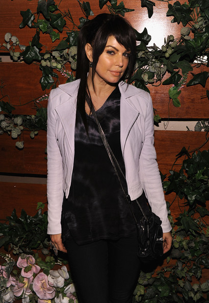 Fergie of The Black Eyed Peas attends The Bacardi VIP Room For The Black Eyed Peas After Party at M2 Ultra Lounge on February 24, 2010 in New York, New York.