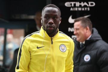 Bacary Sagna Middlesbrough v Manchester City - The Emirates FA Cup Quarter-Final