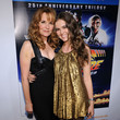 Zoe Thompson 'Back To The Future' 25th Anniversary Trilogy Blu-Ray Release Celebration