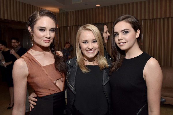 Marie Claire Hosts 'Fresh Faces' Party Celebrating May Issue Cover Stars - Inside
