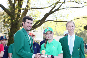 Bailey Shoemaker Drive, Chip, And Putt Championship At Augusta National Golf Club