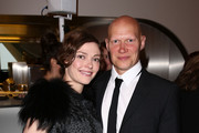 Camilla Rutherford and Domonic Burns Photos Photo