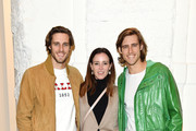 Amanda Shadforth and Zac Stenmark Photos Photo