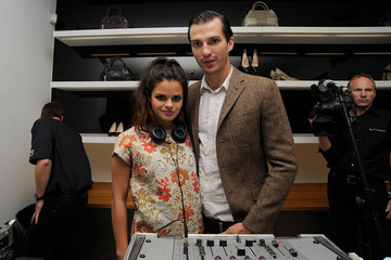 Dylan Garner Bally and Vogue Fashion Night Out London 2011