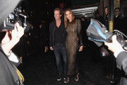 Balmain and Olivier Rousteing Celebrate After The Met Gala - Arrivals