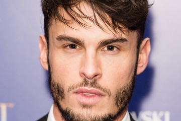 Baptiste Giabiconi 'Beauty and the Beast' - UK Launch Event at Odeon Leicester Square - Red Carpet Arrivals