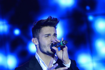 Baptiste Giabiconi Arrivals at the 2013 Dreamball