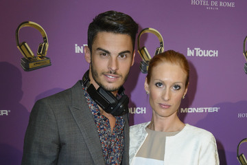Baptiste Giabiconi InTouch Awards Held in Berlin