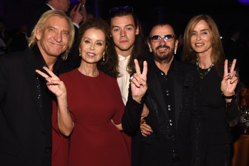 Barbara Bach Joe Walsh 2016 Pre-GRAMMY Gala And Salute to Industry Icons Honoring Irving Azoff - Backstage And Audience
