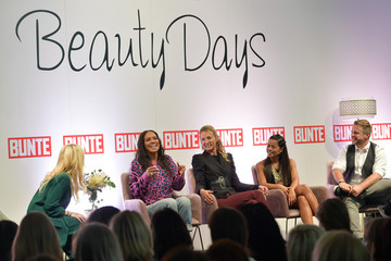 Barbara Becker Bunte Beauty Days In Munich