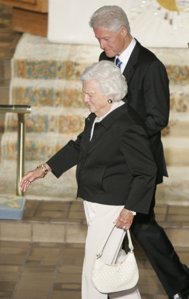 Barbara Bush Photos Photos Funeral Held For Former First