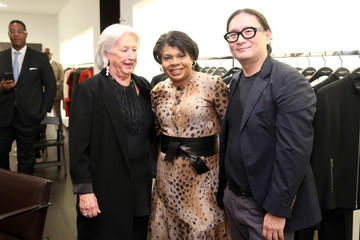 Barbara Gast Lafayette 148 New York x April Ryan 'Under Fire' Book Launch