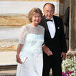 Barbara Genscher Arrivals at the Bayreuth Festival Opening
