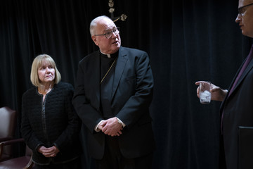 Barbara Jones Archbishop Of New York Cardinal Dolan Announces New Initiative In Response To Sexual Abuse Crisis Within Catholic Church