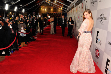 Barbara Palvin NBCUniversal Golden Globes Viewing And After Party - Red Carpet