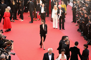 Barbara Palvin 'Burning (Beoning)' Red Carpet Arrivals - The 71st Annual Cannes Film Festival