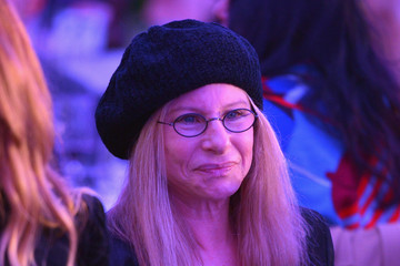 Barbara Streisand Celebs at UCLA's Evening of Environmental Excellence