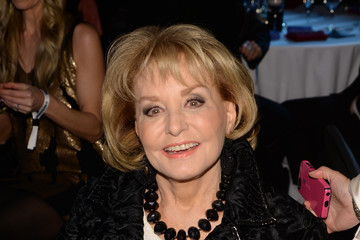 Barbara Walters Howard Stern Celebrates His Birthday in NYC