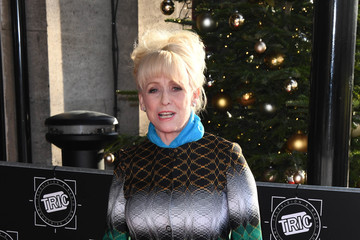 Barbara Windsor TRIC Awards Christmas Lunch - Red Carpet Arrivals
