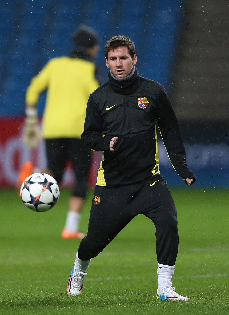 Photos Training Messi  Barcelona Lionel - - Lionel Messi