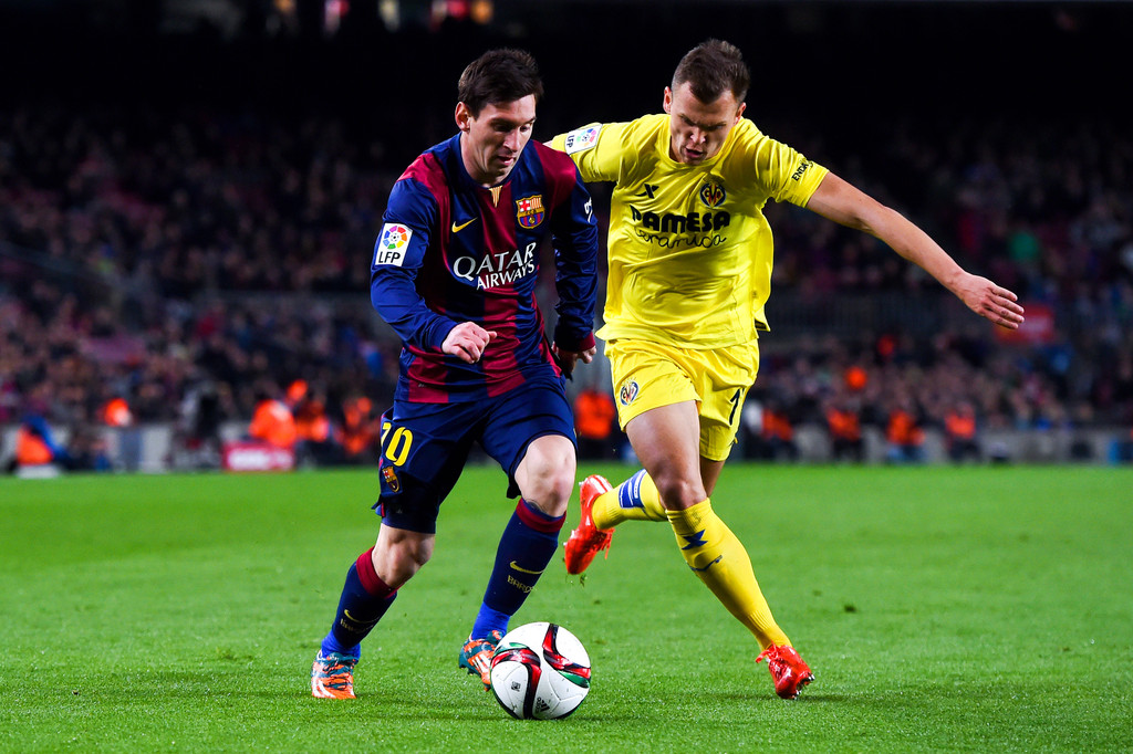 barcelona vs villarreal - photo #47