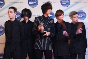 Joshua Third The Barclaycard Mercury Prize - Press Room