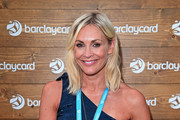 Jenni Falconer enjoying Barclaycard Exclusive area at Barclaycard presents British Summer Time Hyde Park at Hyde Park on June 30, 2017 in London, England.
