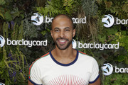 Marvin Humes attends as Barclaycard present British Summer Time Hyde Park at Hyde Park on July 14, 2018 in London, England.
