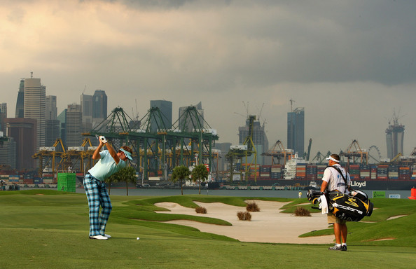 Ian Poulter Pictures - Barclays Singapore Open - Round Three - Zimbio