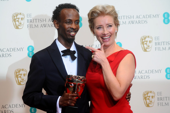 EE British Academy Film Awards 2014 - Winners Room
