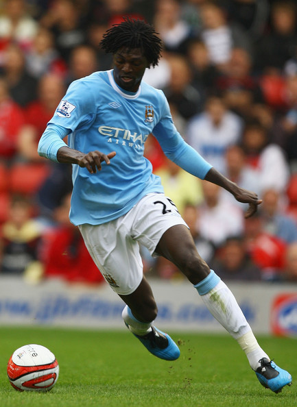 Adebayor to return after FA decision