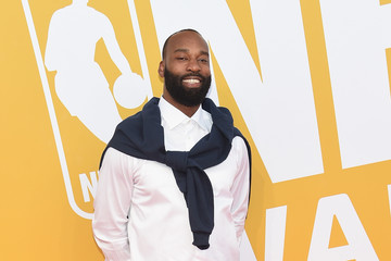 Baron Davis 2017 NBA Awards Live On TNT - Arrivals