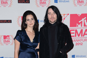 Barrie-James O'Neill MTV EMA's 2012 - Red Carpet Arrivals