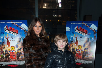 "Barron Trump Warner Bros. Pictures And Village Roadshow Pictures Host A Screening of ""The LEGO Movie"" - Arrivals"