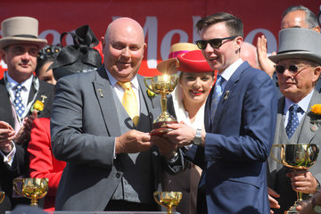 Barry Brown 2017 Melbourne Cup Day
