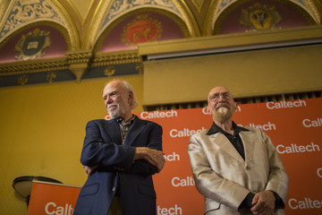 Barry C. Barish Caltech Professors Kip Thorne and Barry Barish Win Nobel Prize in Physics