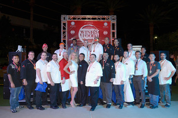 Barry Dakake Las Vegas Food & Wine
