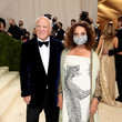 Barry Diller The 2021 Met Gala Celebrating In America: A Lexicon Of Fashion - Arrivals