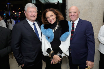 Barry Diller Lincoln Center's American Songbook Gala - Inside