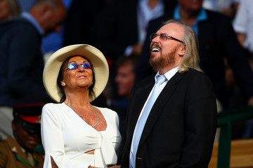 Barry Gibb Day Eleven: The Championships - Wimbledon 2017