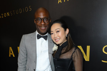 Barry Jenkins Amazon Studios Golden Globes After Party - Red Carpet
